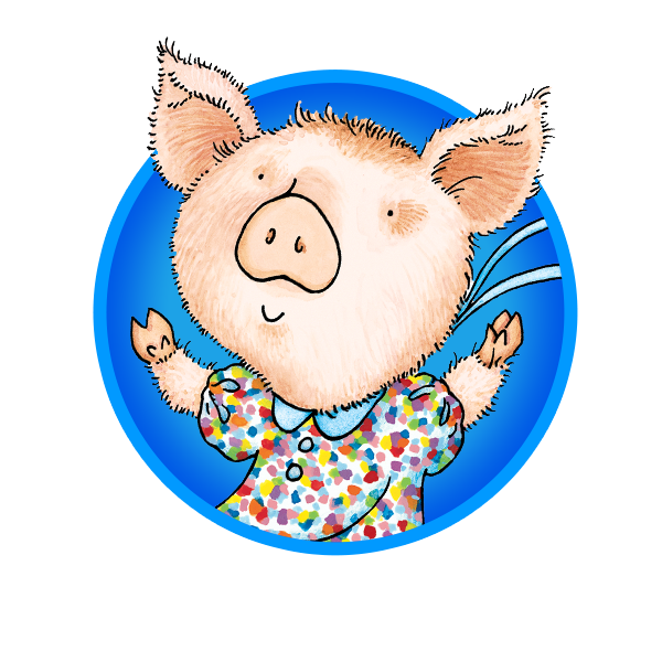 Pancakes clipart if you give a pig pancake.