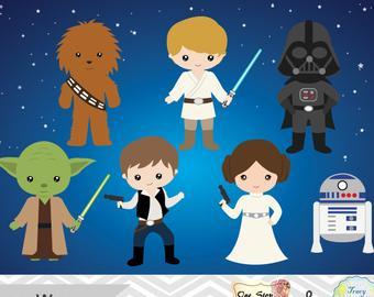 starwars clipart cute