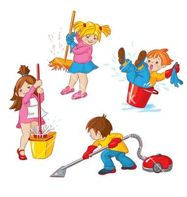 clean up clipart playroom
