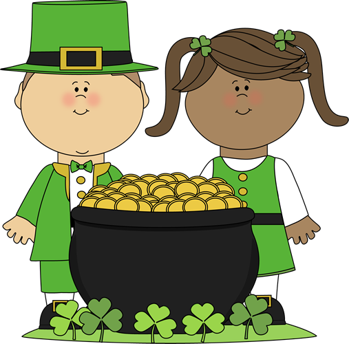 st patrick-s day clipart cute