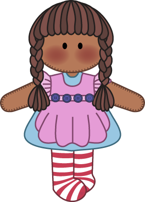 doll clipart transparent background