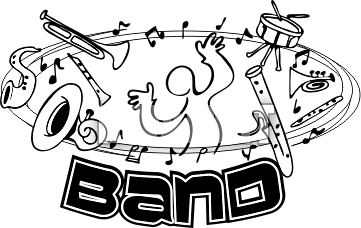 orchestra clipart symphonic band
