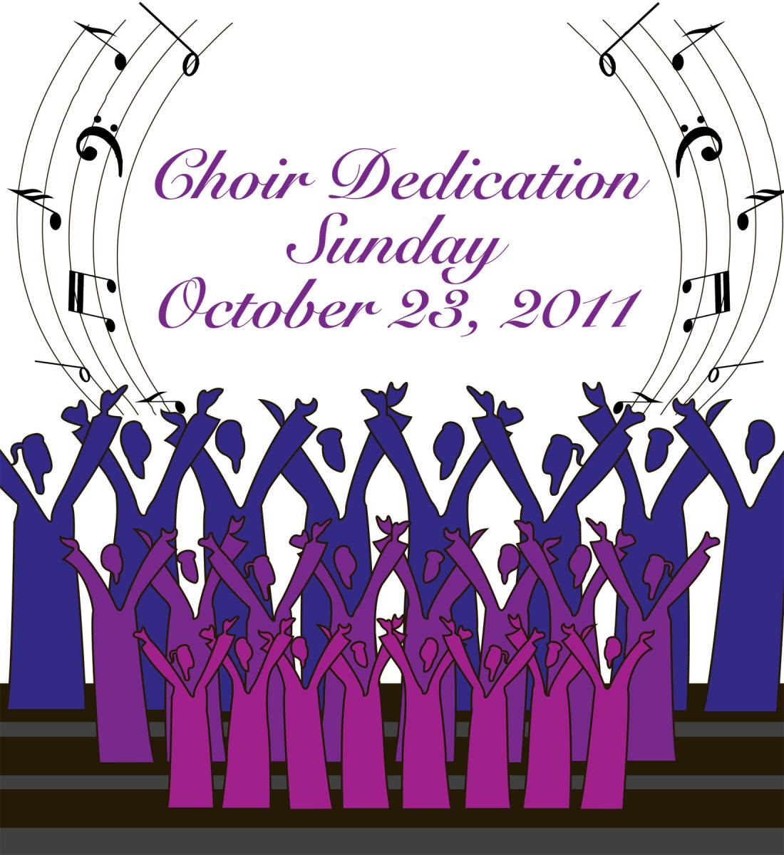 Chorus clipart choir day.