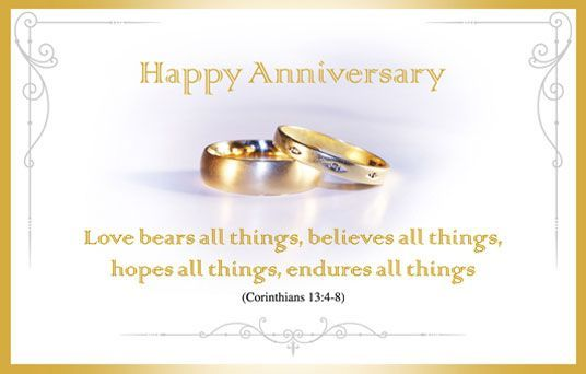 Christan clipart anniversary.