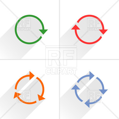 circumduction clipart vector graphics