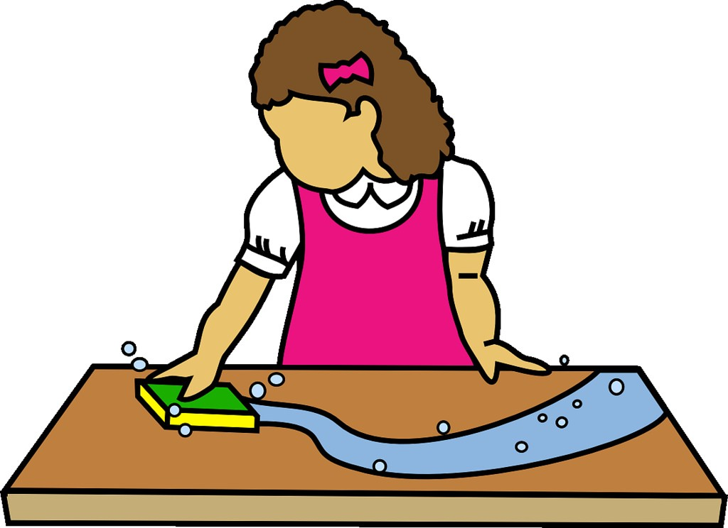 scr clipart cleaner wiping