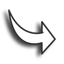 arrows clipart black and white