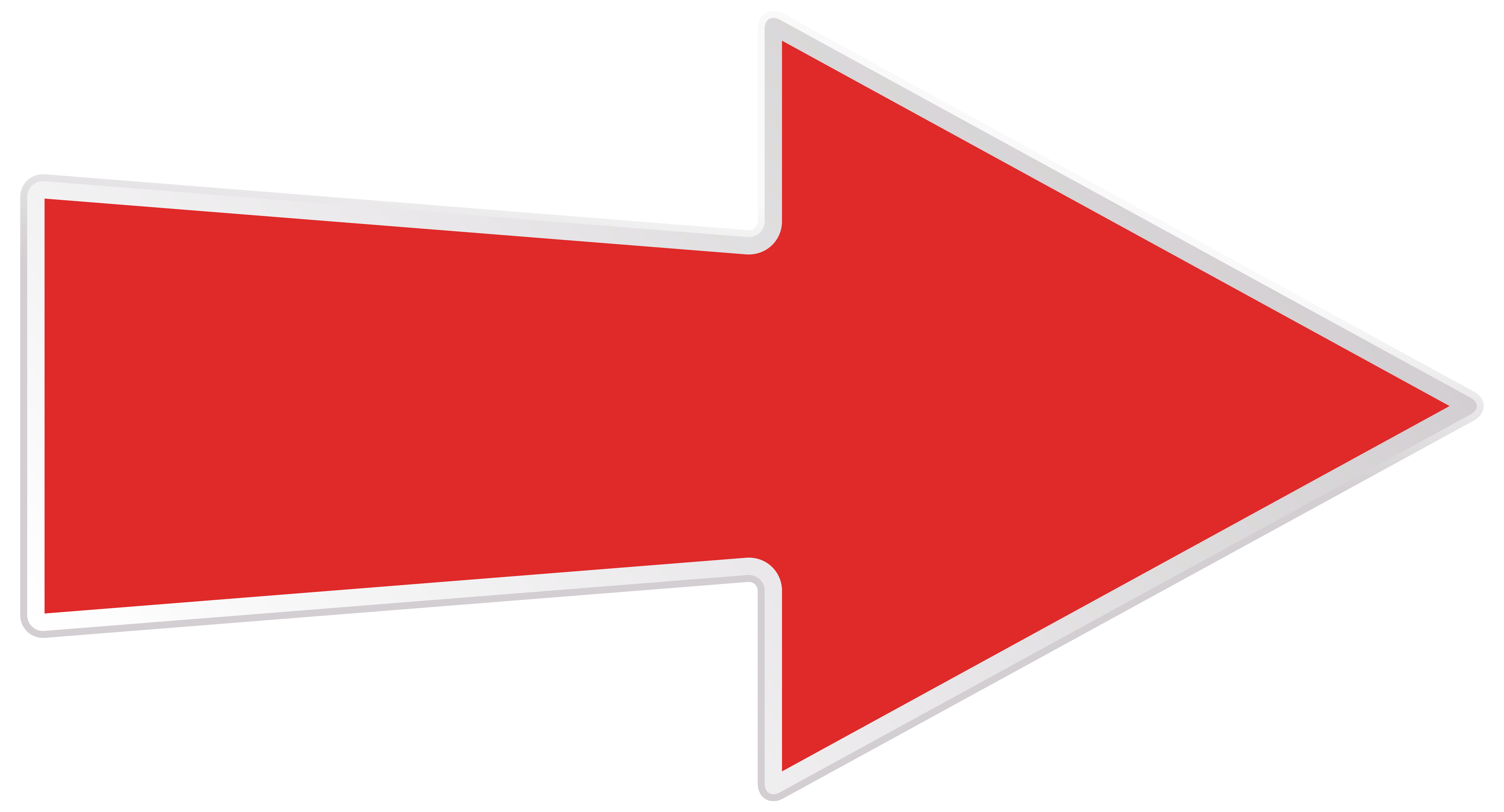 arrows clipart red