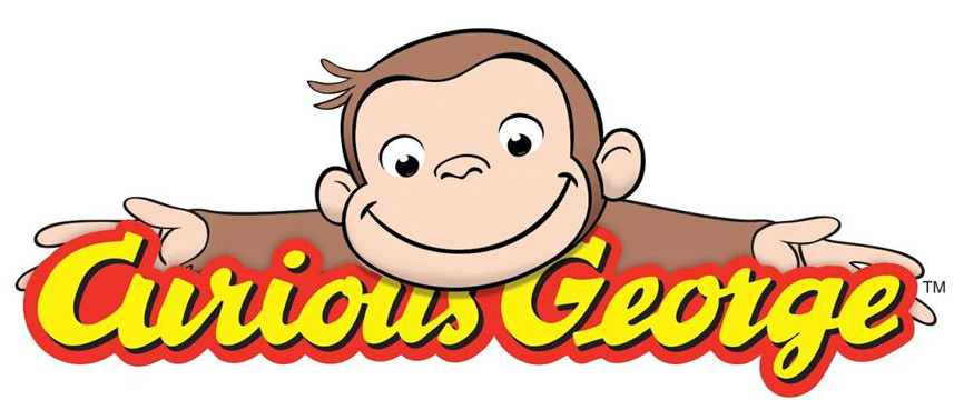 curious george clipart classic