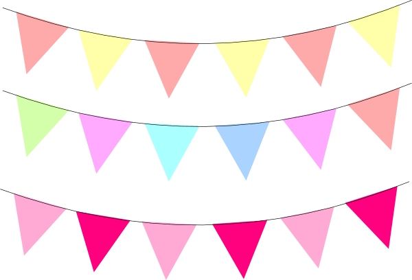Clipart banner party.