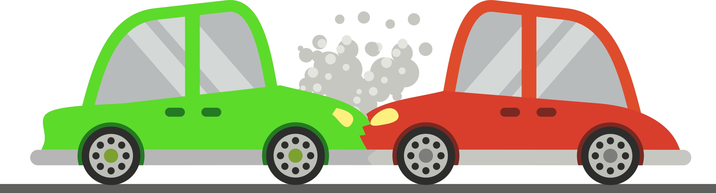 Clipart car smash.