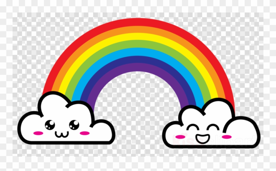 Rainbow clipart images.