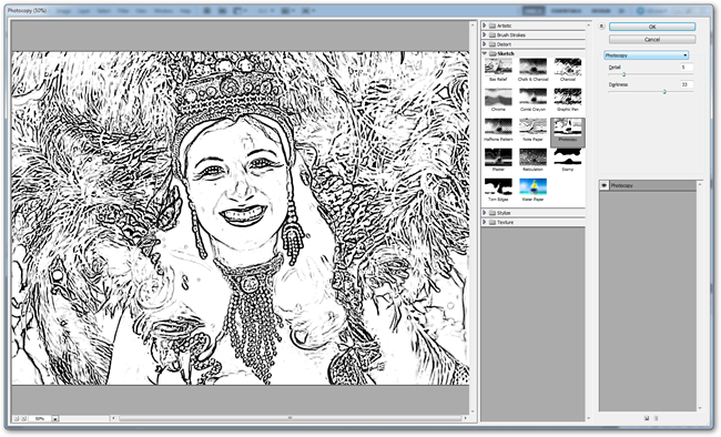 Clipart filter photoshop.