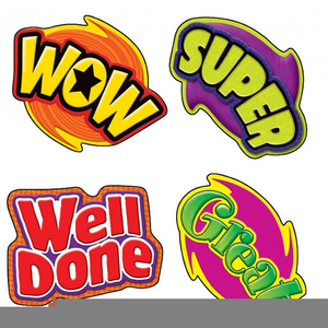 Clipart free words.