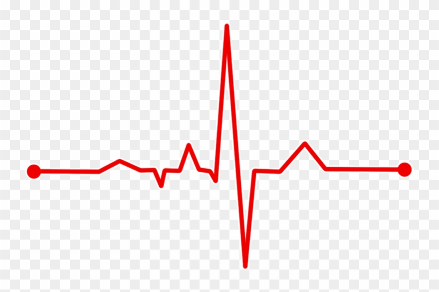 Waves clipart ecg.