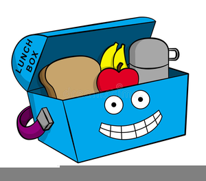 Clipart lunch box.