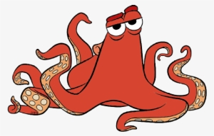Octopus clipart finding dory.