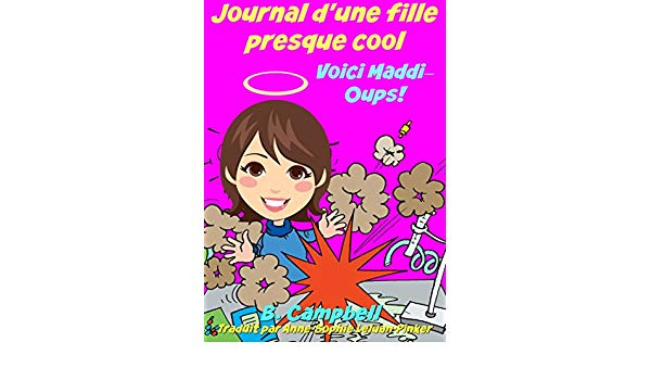 Clipart oups fille.