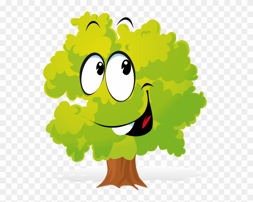 free tree clipart cartoon