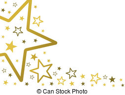 shooting star clipart silver
