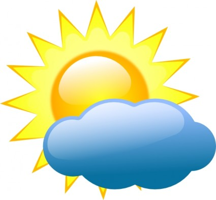 news clipart weather