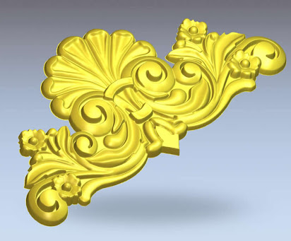 artcam relief clipart library download vector