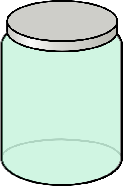 jar clipart cute