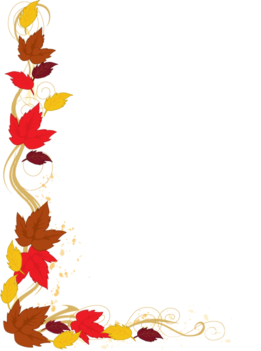 thanksgiving images clipart borders