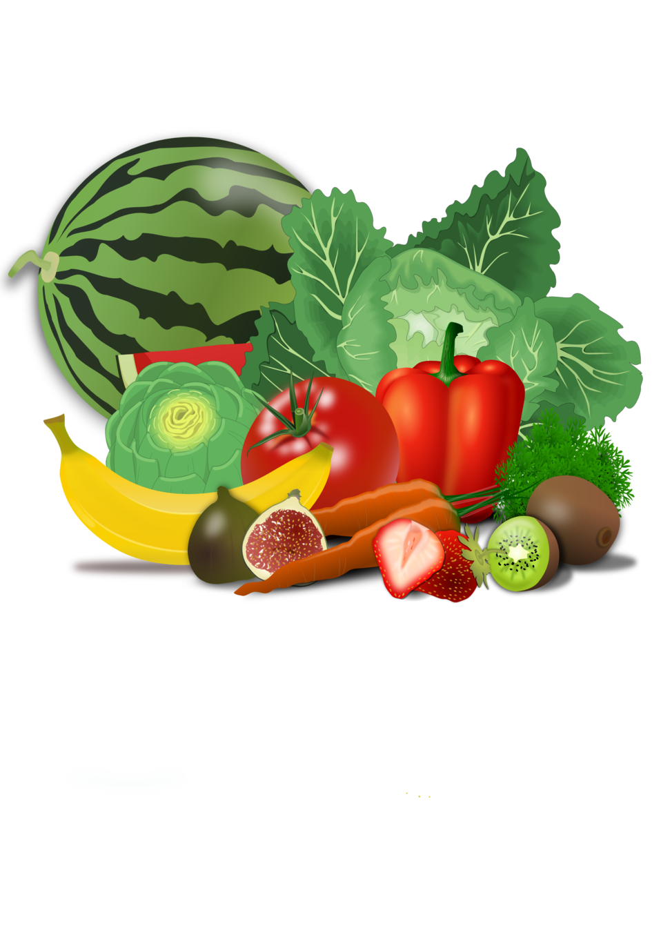 nutrition clipart transparent background