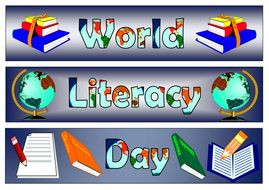 Commons clipart literacy day.