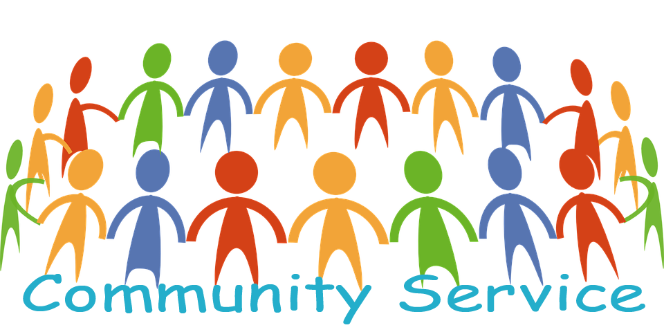 help clipart community linkage