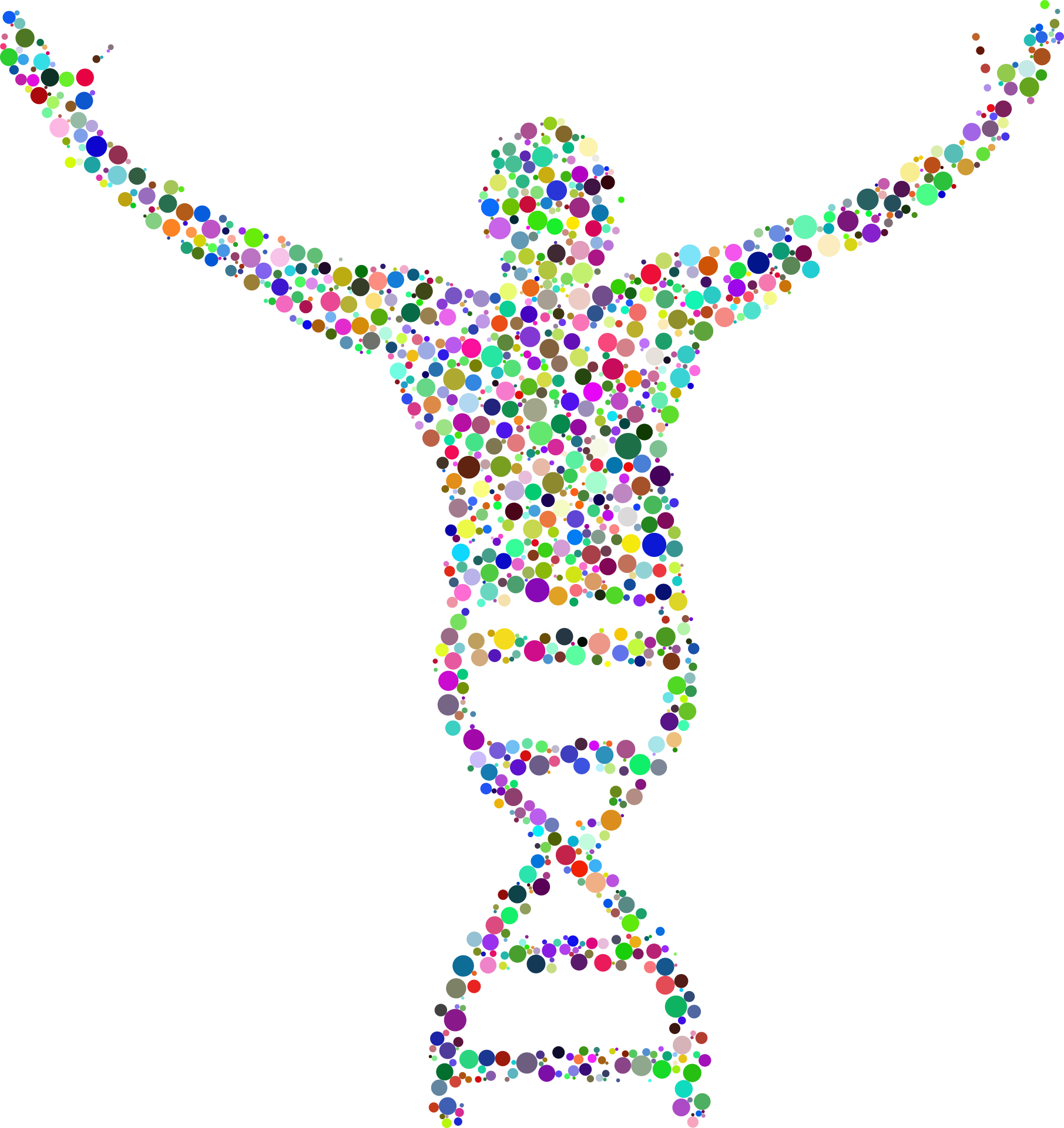 Comprised clipart dna.
