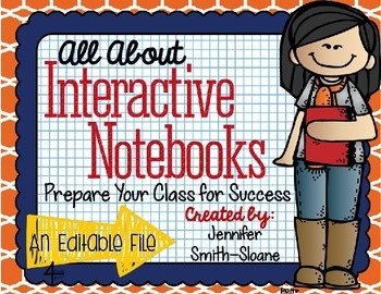 Comprised clipart interactive notebook.