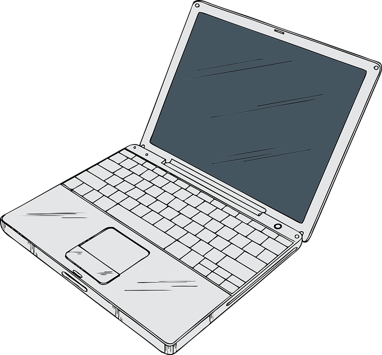 Computer clipart clear background.