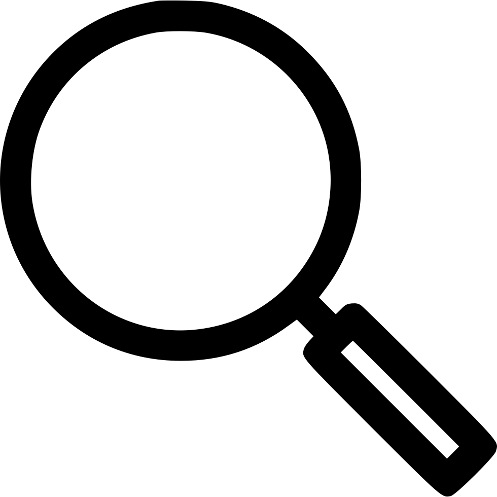 Computer clipart magnifying glass.