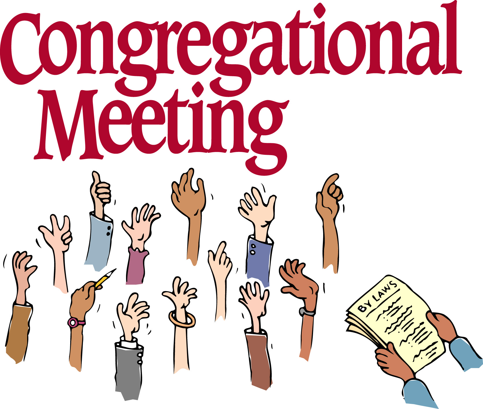 Conference clipart shareholder meeting.