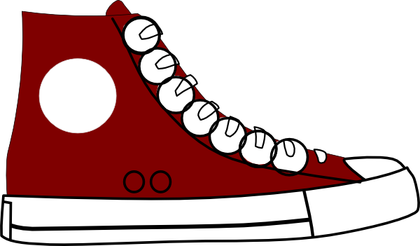 clipart shoes cute
