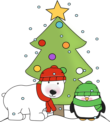 winter clipart christmas
