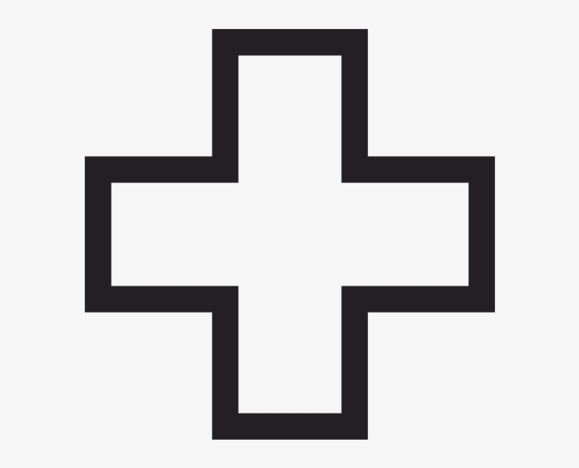 red cross clipart hospital