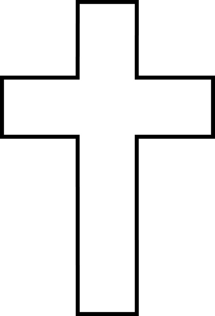 red cross clipart thin