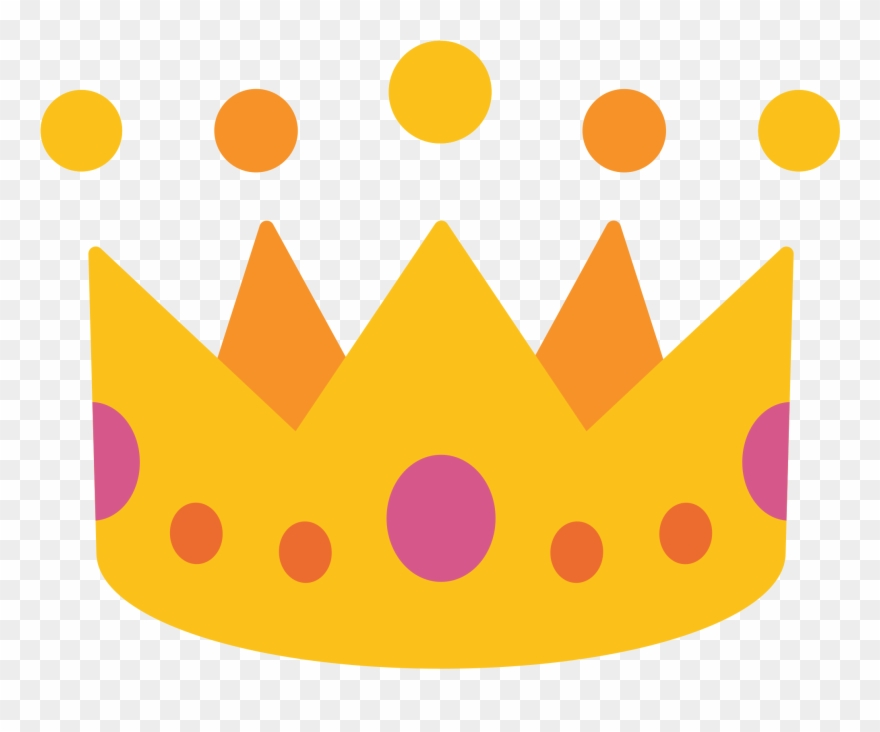 emogis clipart crown
