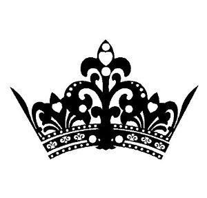 queen crown clipart red