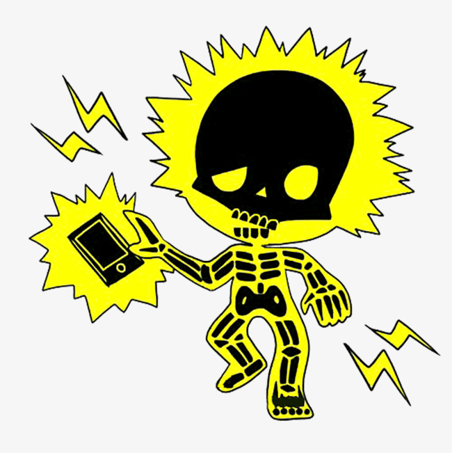 Motorized clipart static electricity.