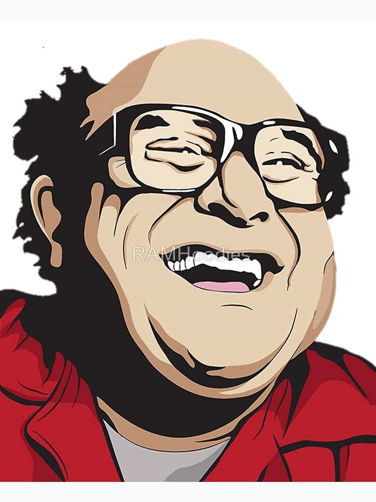 danny devito clipart artwork