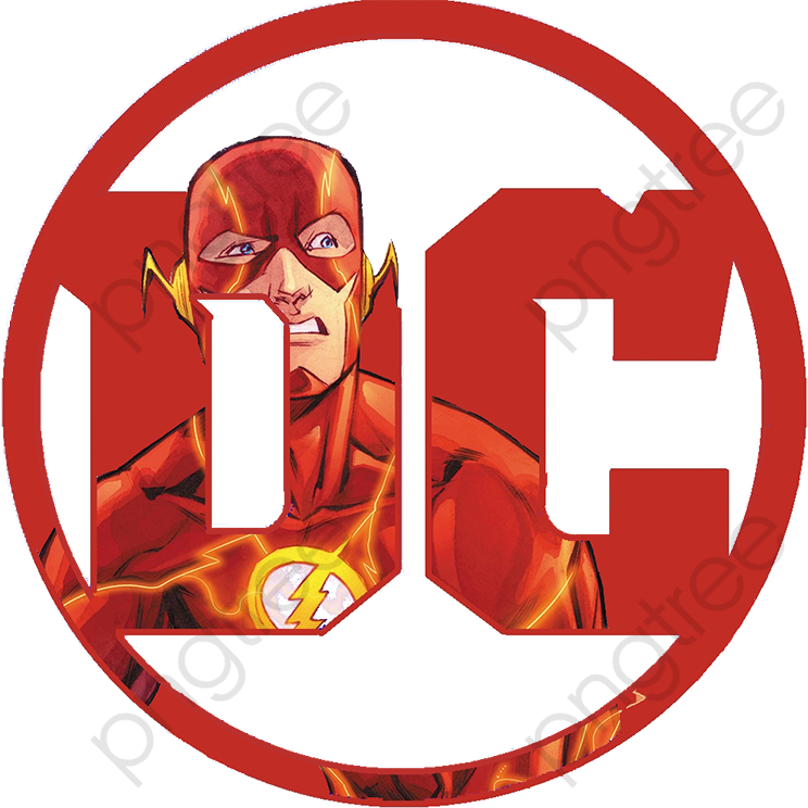 dc clipart red