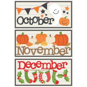 November clipart awesome.