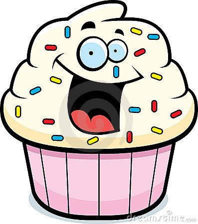 Dessert clipart cartoon.