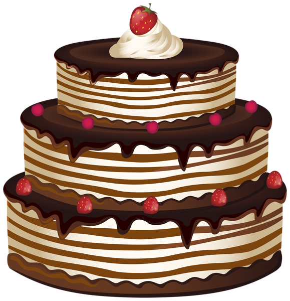cake clipart transparent background