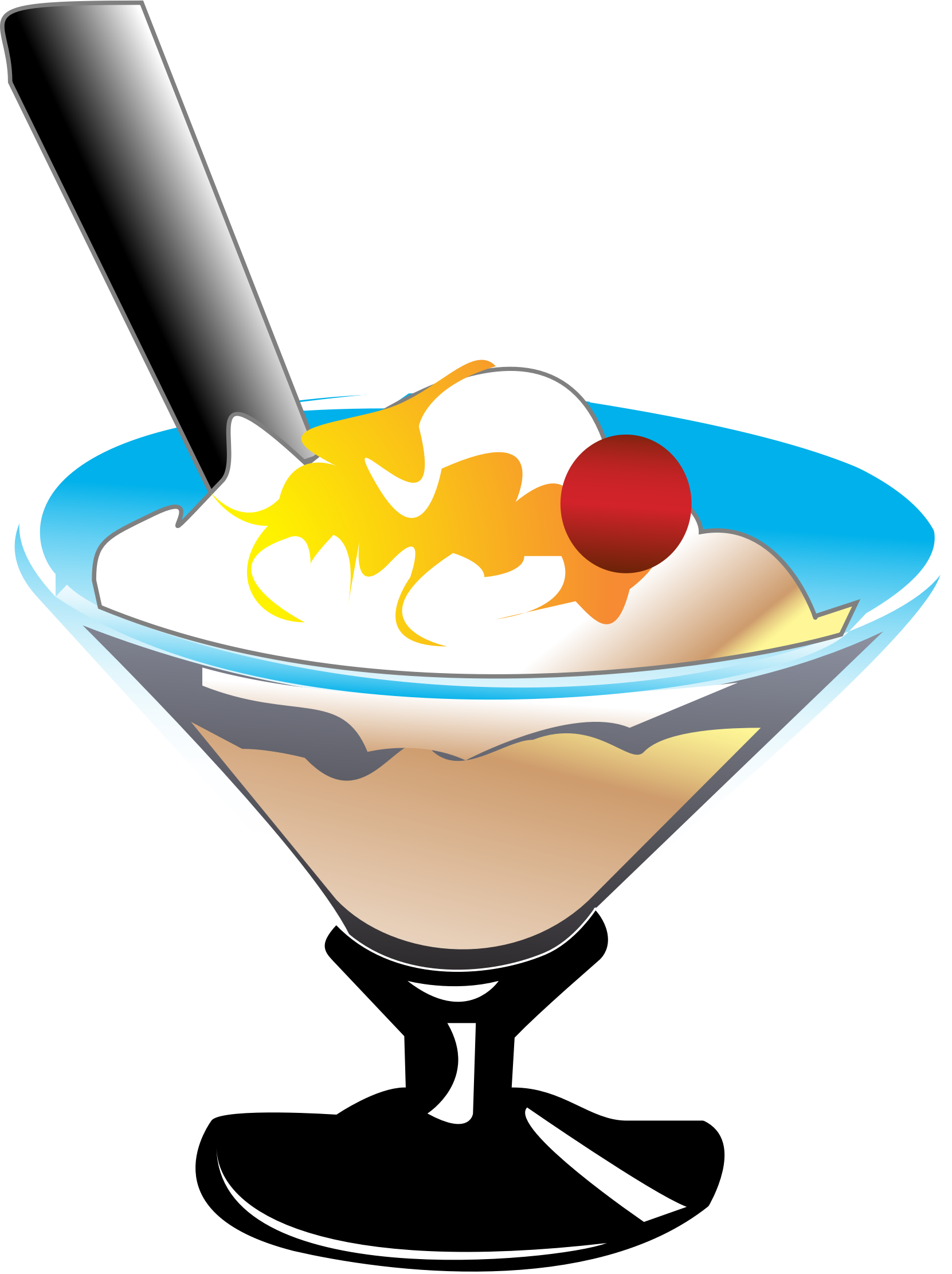 dessert clipart different