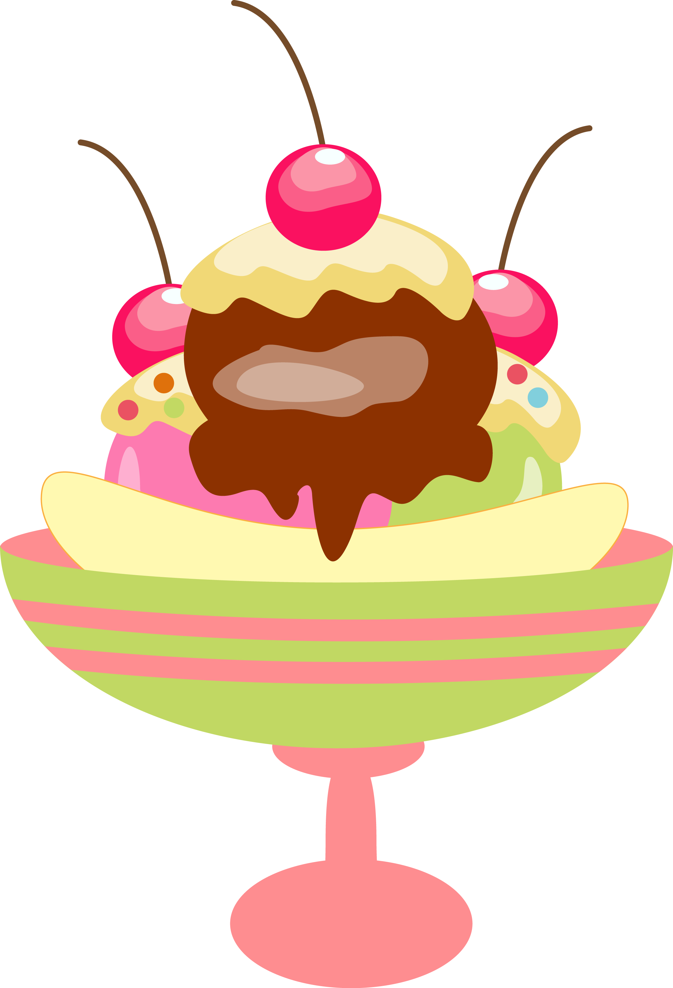 Dessert clipart kitchen.